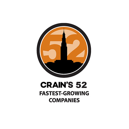 Crain's 52 Fastest-Growing Companies.