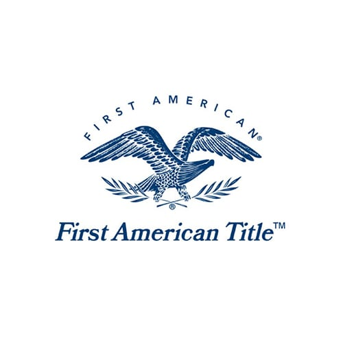First American Title Logo.