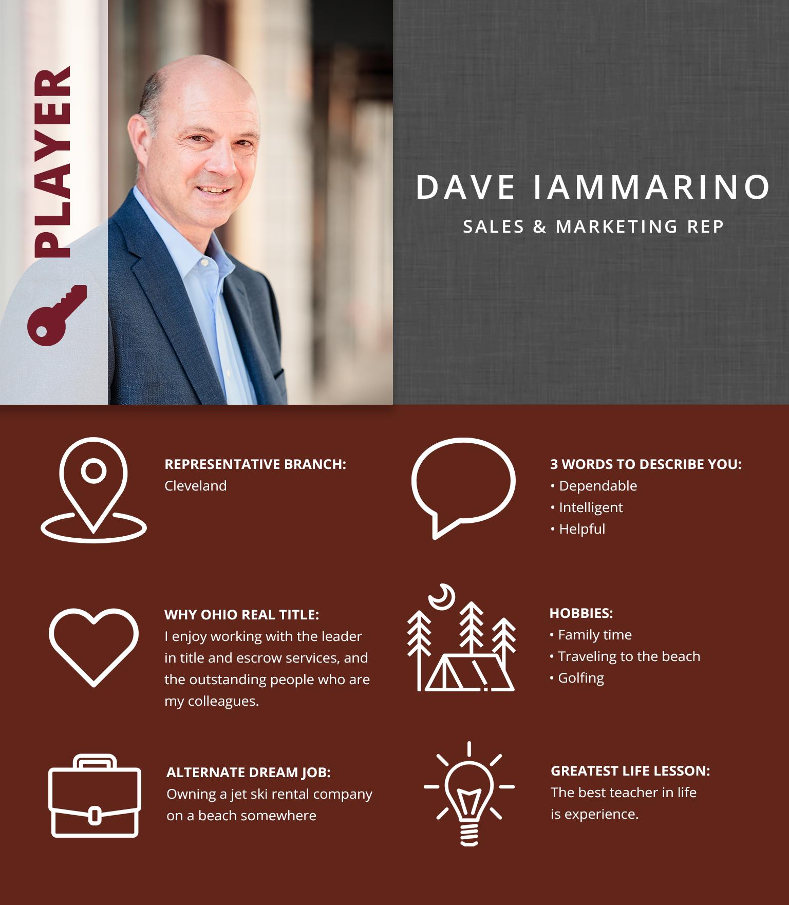 Dave Iammarino