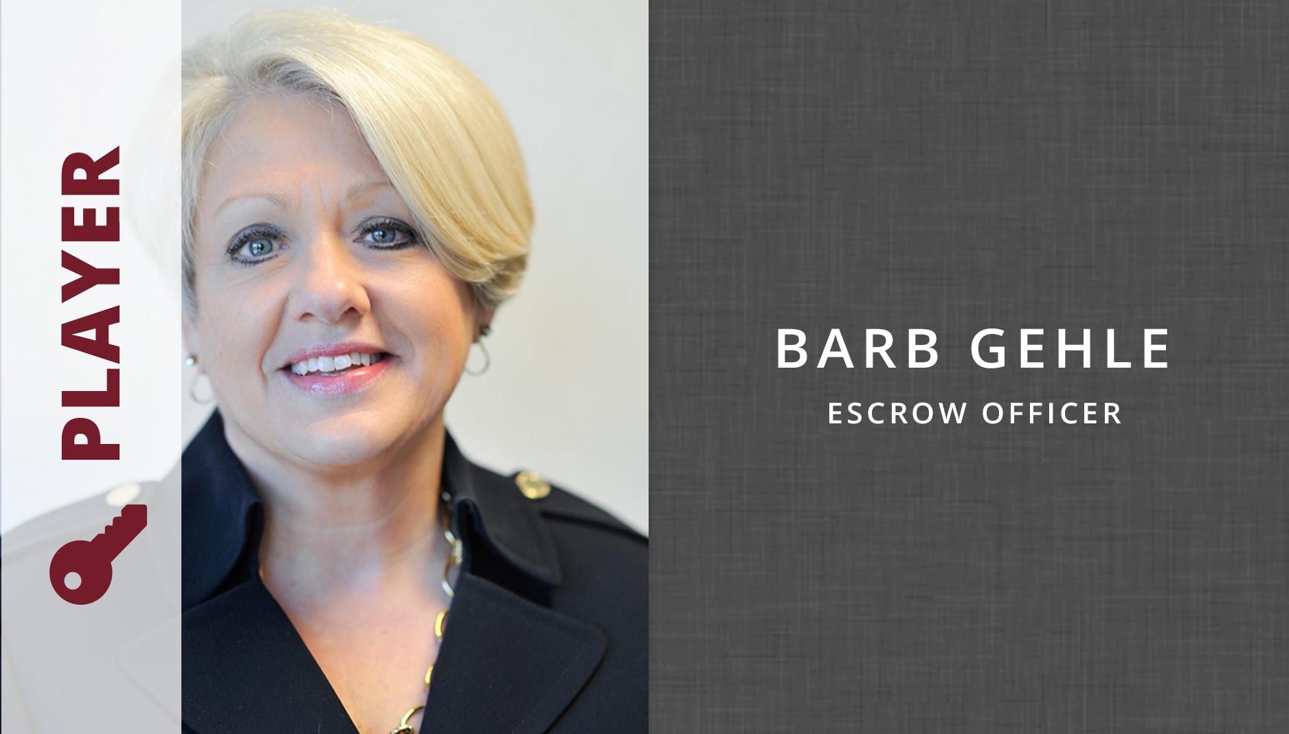 Barb Gehle