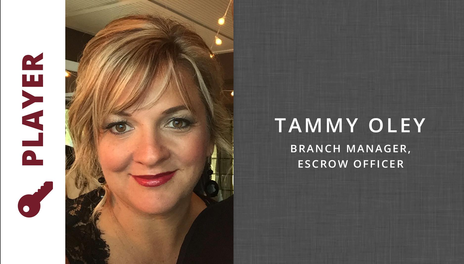 Tammy Oley
