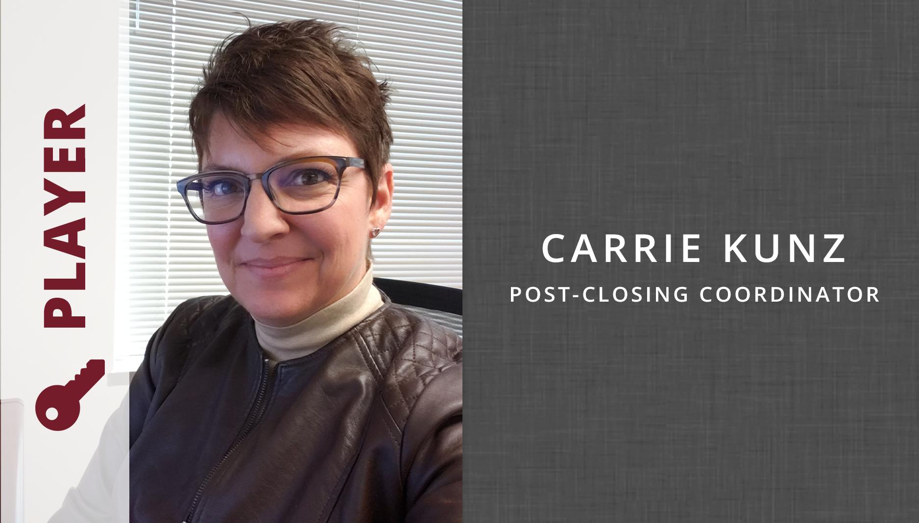 Carrie Kunz