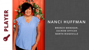 Nancy Huffman Employee Spotlight image.
